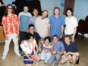 Group, Dancing evening, 26th June 2003, photo