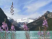 Lake Louise, Alberta, Canada, photo