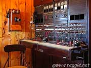 Telephone exchange, Pioneer village, Dawson Creek, British Columbia, Canada, photo