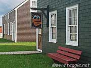 Miner\'s village, Glace Bay, Cape Breton, Nova Scotia, Canada, photo