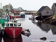 Harbour, Peggy\'s Cove, Nova Scotia, Canada, photo