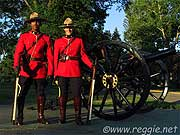 At Ease, Royal Canadian Mounted Police, Regina, Saskatchewan, Canadaの写真
