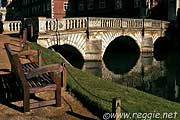 The Wren Bridge, St. John\'s College, Cambridge, England, photo