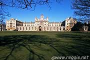 New Court, St. John\'s College, Cambridge, England, photo
