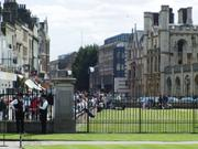 King's Parade Lawns, England, photo