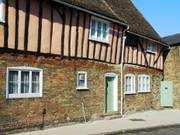 Period house, Silver Street, Ely, Cambs, England, photo