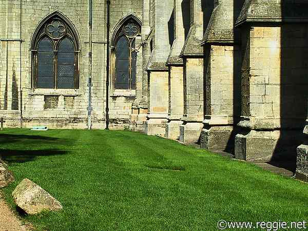 Presbytery, Ely Cathedral, Ely, Cambs, England, photo