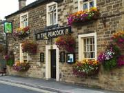 The Peacock, Bakewell, Derbyshire, England, photo