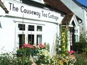 Causeway tea cottage, England, photo