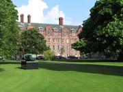 Lawns and Rubrics, Trinity College, Dublin, Irelandの写真