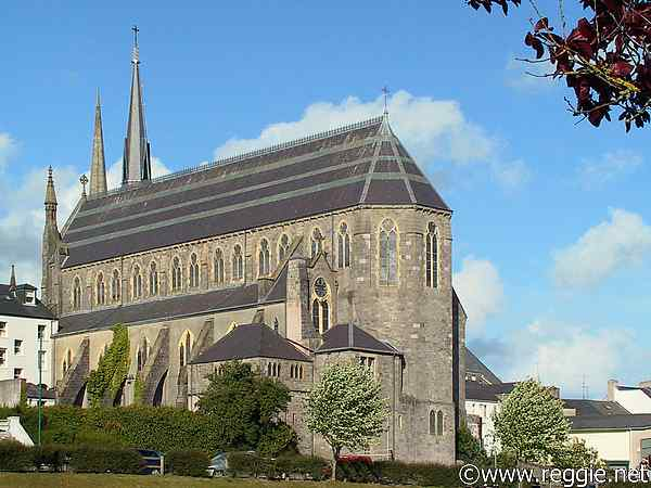 St Michael\'s Roman Catholic Church, Enniskillen, Co. Fermanagh, N. Ireland, photo