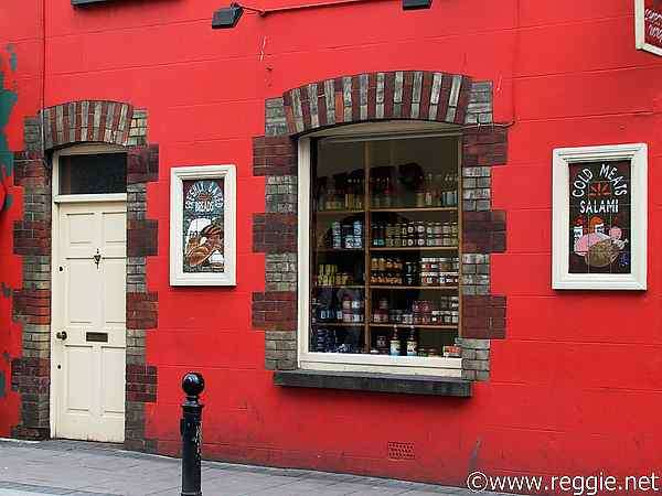 Store, Kilkenny, Ireland, photo