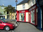 Coffee shop, Westport, Co. Mayo, Ireland, photo