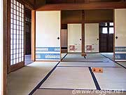 Tatami rooms, Samurai house, Kakunodate, Akita-ken, Japan, photo