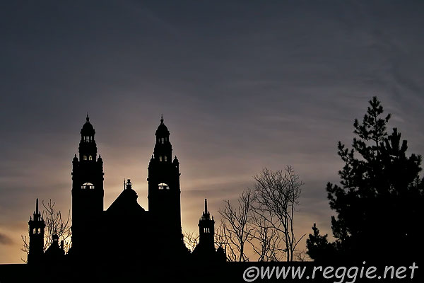 Art gallery, Kelvingrove, Glasgow, Scotland, photo