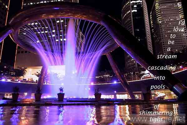 Fountain of Wealth, Singapore, photo