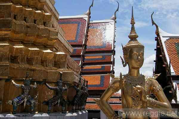 Grand Palace, Bangkok, Thailand, photo